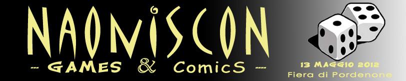 NAONISCON 2012 – GAMES & COMICS
