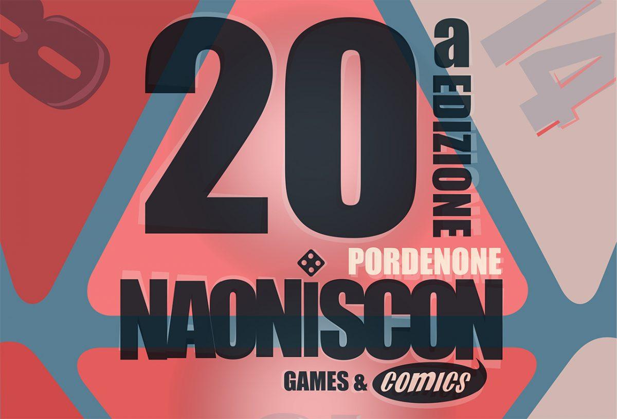 Naoniscon Games&Comics 2016 è online!