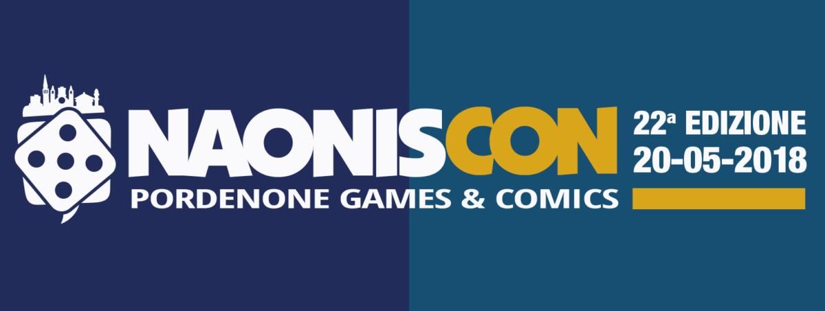 NaonisCon 2018: Apre l'evento!
