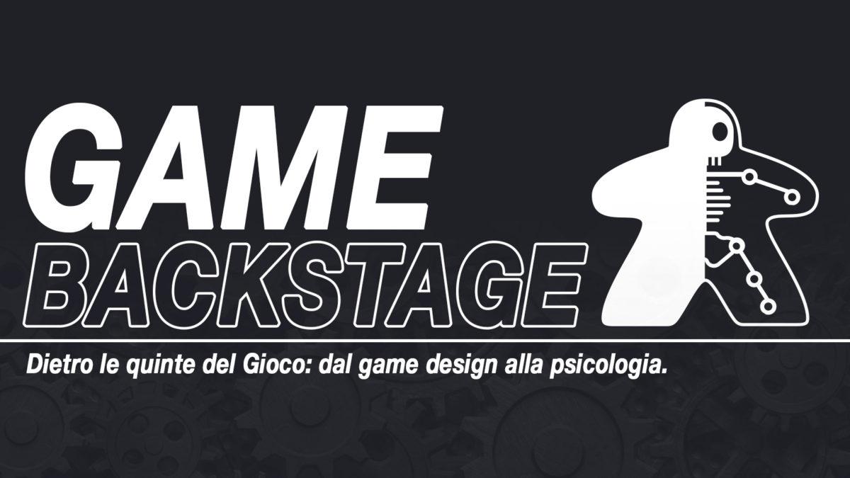 Game: Backstage