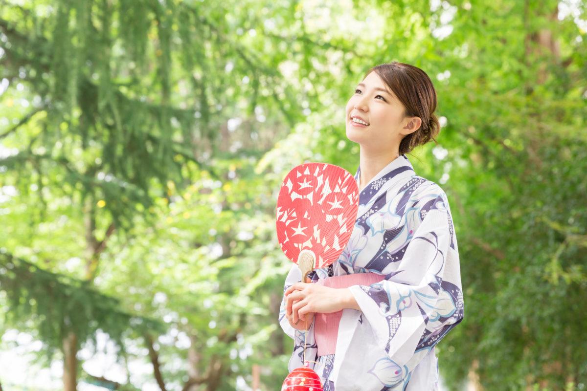 Area Giappone: Vestizione di Kimono