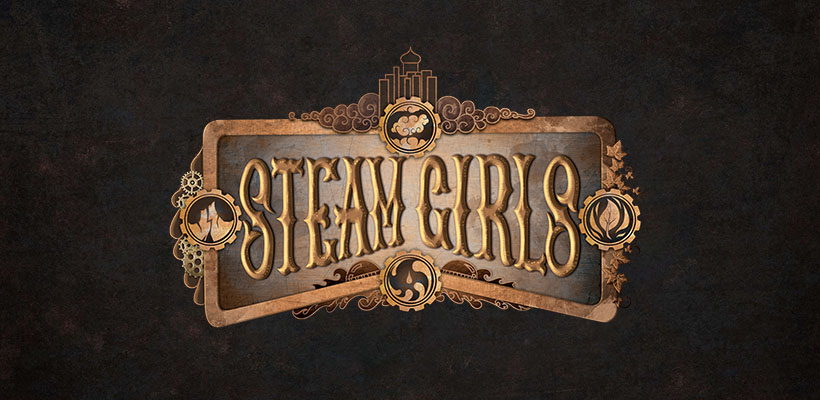 Steamgirls Project arriva al TCBF