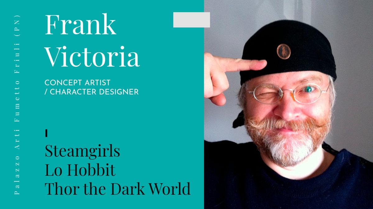 Frank Victoria – Idee che divertono