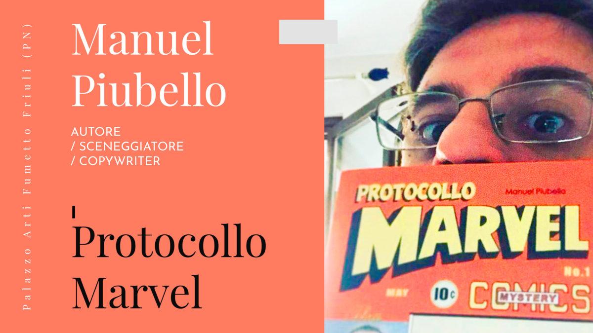 Manuel Piubello – Idee che divertono